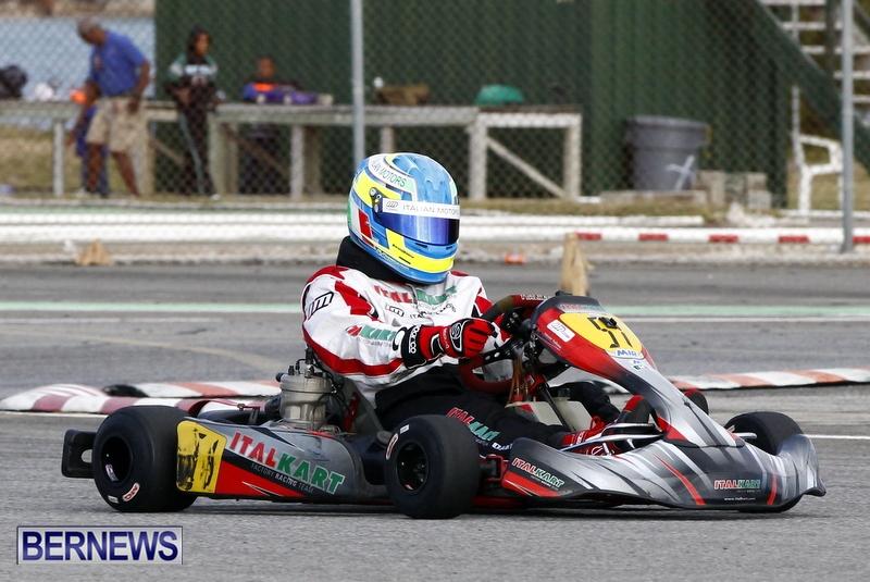 Karting GoKarts Bermuda racing Races  January 6 2013 (6)