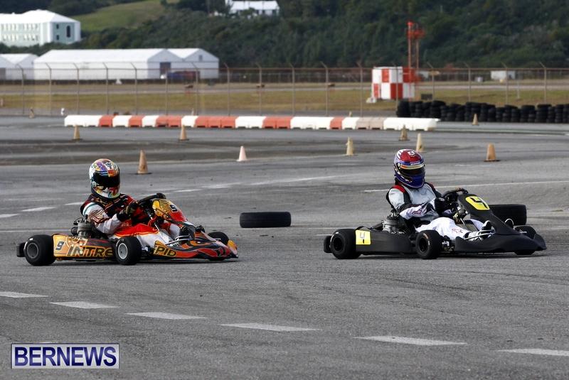 Karting GoKarts Bermuda racing Races  January 6 2013 (8)