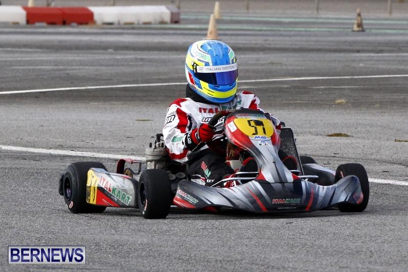 Karting GoKarts Bermuda racing Races  January 6 2013 (9)