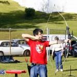 National Archery Association Of Bermuda Archery Club Southside St David's Bermuda, January 13 2013 Bow and & Arrow (1)