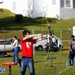 National Archery Association Of Bermuda Archery Club Southside St David's Bermuda, January 13 2013 Bow and & Arrow (4)