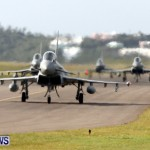 RAF Military Aircraft Jets Depart Bermuda LF Wade International Airport, January 23 2013 (7)