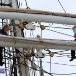 Training Tall Ship Christian Radich, St George's Bermuda, January 15 2013 (28)