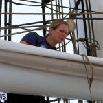 Training Tall Ship Christian Radich, St George's Bermuda, January 15 2013 (29)