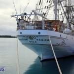 Training Tall Ship Christian Radich, St George's Bermuda, January 15 2013 (34)