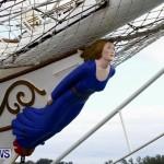 Training Tall Ship Christian Radich, St George's Bermuda, January 15 2013 (4)
