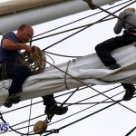 Training Tall Ship Christian Radich, St George's Bermuda, January 15 2013 (6)