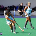 Womens Hockey Bermuda, January 13 2013 Ravens vs Budgies (10)