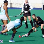 Womens Hockey Bermuda, January 13 2013 Ravens vs Budgies (13)