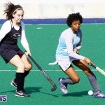 Womens Hockey Bermuda, January 13 2013 Ravens vs Budgies (16)