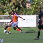 Football Soccer Flanagan's Onions vs Dandy Town Hornets, Bermuda February 10 2013 (1)