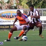 Football Soccer Flanagan's Onions vs Dandy Town Hornets, Bermuda February 10 2013 (2)
