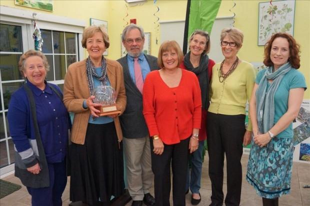 KBB Environmental Partner Award_The Garden Club of Bermuda