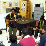 Luciano and Mikey General visit CedarBridge Academy Bermuda, February 1 2013 (14)