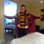 Nahki Wells Bradford goes to Wembley, Bermuda Feb 24 2013 (18)