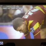 Nahki Wells Bradford goes to Wembley, Bermuda Feb 24 2013 (2)