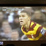 Nahki Wells Bradford goes to Wembley, Bermuda Feb 24 2013 (3)