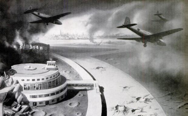 Nazi bombers