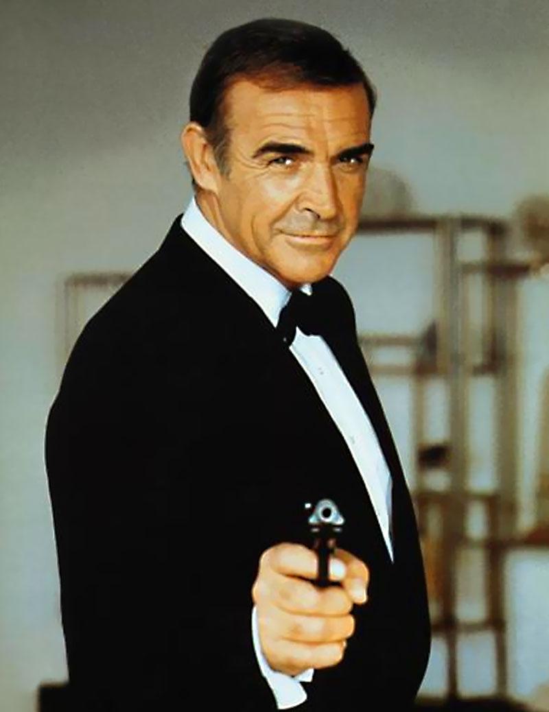 James Bond's Scrubbed Bermuda Mission - Bernews