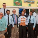 Presidents Award Central Community Action Team Bermuda Police Service