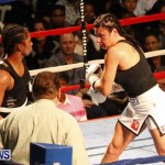 Teresa Perozzi vs Tori Sho Nuff Nelson Fight Night 15 The Rematch Berkeley Institute Bermuda, February 2 2013  (4)