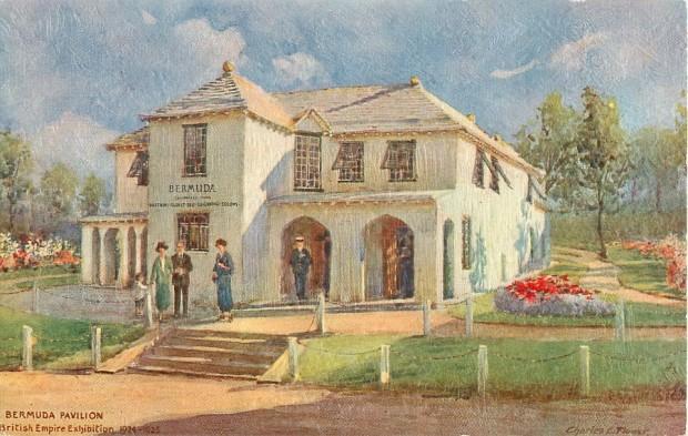 Bermuda exhibit