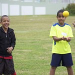 Pee Wee 'Have-a-go' Cricket Bermuda BCB March 2013 (10)