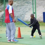 Pee Wee 'Have-a-go' Cricket Bermuda BCB March 2013 (12)