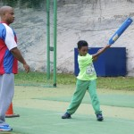 Pee Wee 'Have-a-go' Cricket Bermuda BCB March 2013 (14)
