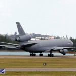 RAF USAF Military Aircraft jets planes Bermuda Airport, March 23 2013 (42)