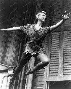 mary martin peter pan