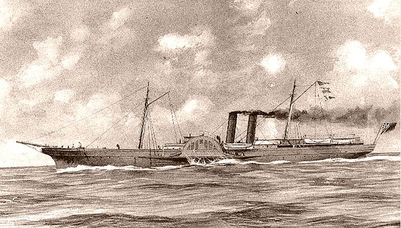 Exploring Wreck Of Civil War Blockade Runner Bernews