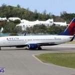 Delta Inaugural Flight From LaGuardia To Bermuda, April 8 2013 (4)