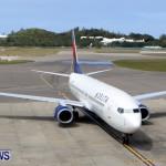 Delta Inaugural Flight From LaGuardia To Bermuda, April 8 2013 (6)