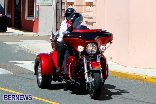 ETA Motorcycle Cruise, Bermuda April 20 2013-4