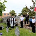King's Pilot James Jemmy Darrell Commemorative Service, Bermuda April 13 2013 (1)