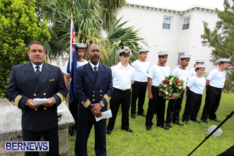 King's Pilot James Jemmy Darrell Commemorative Service, Bermuda April 13 2013 (3)
