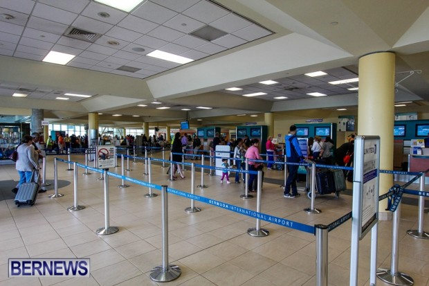LF Wade International Airport Suspicious Package Bermuda, April 18 2013-20
