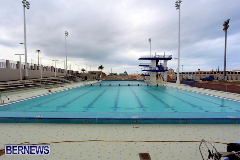 National Sports Centre Bermuda Aquatics Centre 50 Metre Pool, April 2013 (27)