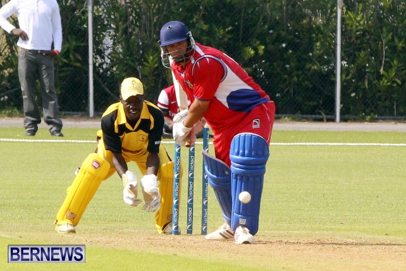Pepsi ICC World Cricket League [WCL] Division Bermuda vs Uganda, April 28 2013 (39)