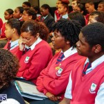 UK Minister Mark Simmonds Visits Youth Parliamentarians at CedarBridge Academy, Bermuda April 26 2013-14