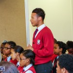 UK Minister Mark Simmonds Visits Youth Parliamentarians at CedarBridge Academy, Bermuda April 26 2013-15