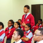 UK Minister Mark Simmonds Visits Youth Parliamentarians at CedarBridge Academy, Bermuda April 26 2013-16