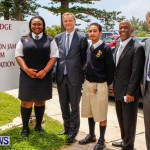 UK Minister Mark Simmonds Visits Youth Parliamentarians at CedarBridge Academy, Bermuda April 26 2013-21