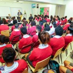 UK Minister Mark Simmonds Visits Youth Parliamentarians at CedarBridge Academy, Bermuda April 26 2013-6