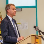 UK Minister Mark Simmonds Visits Youth Parliamentarians at CedarBridge Academy, Bermuda April 26 2013-9
