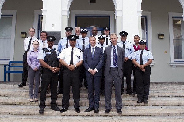 Visit to Somerset Police Station