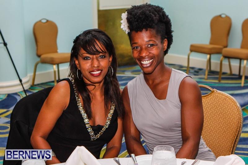 women in bermuda