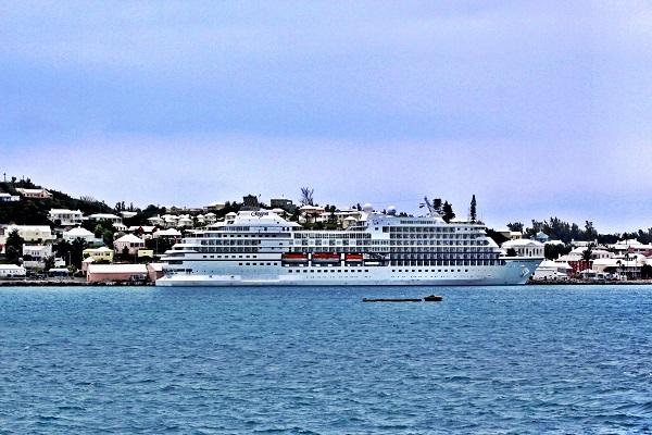 seven seas navigator bermuda 2013