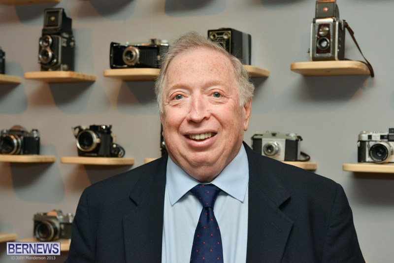 Legendary Sports Photographer's Show Opens - Bernews Neil Leifer